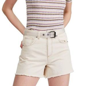 Urban Outfitters BDG Mom High Rise Jean Shorts